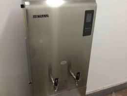常州沁园步进式开水器QYB-6-30安装案例