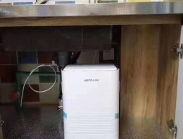 近期沁园净水器常州家用客户案例