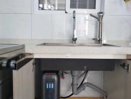 近期常州沁园净水器家用客户案例