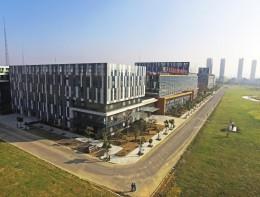 中国以色列常州创新园采用沁园直饮机