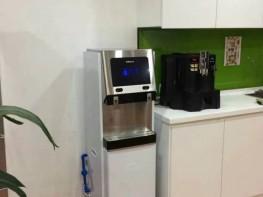 中国农业银行某支行采用沁园直饮机