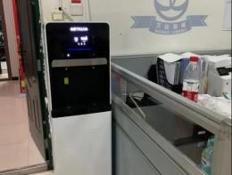 入驻重庆万达影城,沁园助力办公直饮水升级