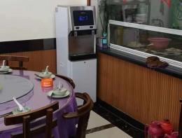 常州餐饮饭店—沁园直饮水机案例