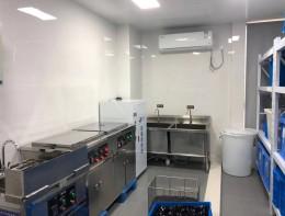 工业纯水机-光学镜片清洗用水