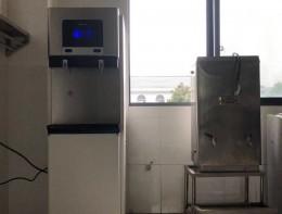 常州武警支队增加直饮水机改善饮水